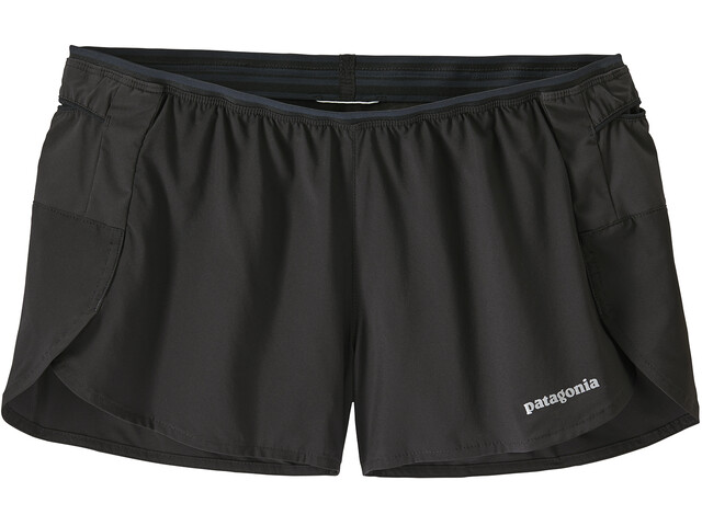 "Patagonia W's Strider Pro Shorts 3"" Black"